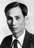 Hồ Chí Minh, born Nguyễn Sinh Cung and also known as Nguyễn Ái Quốc (19 May 1890 – 3 September 1969) was a Vietnamese Communist revolutionary leader who was prime minister (1946–1955) and president (1945–1969) of the Democratic Republic of Vietnam (North Vietnam).<br/><br/>  He formed the Democratic Republic of Vietnam and led the Viet Cong during the Vietnam War until his death. Hồ led the Viet Minh independence movement from 1941 onward, establishing the communist-governed Democratic Republic of Vietnam in 1945 and defeating the French Union in 1954 at Dien Bien Phu.<br/><br/>  He lost political power inside North Vietnam in the late 1950s, but remained as the highly visible figurehead president until his death.