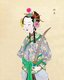 Peking opera or Beijing opera (京剧; traditional Chinese: 京劇; pinyin: Jīngjù) is a form of traditional Chinese theatre which combines music, vocal performance, mime, dance, and acrobatics.<br/><br/>  It arose in the late 18th century and became fully developed and recognized by the mid-19th century. The form was extremely popular in the Qing dynasty court and has come to be regarded as one of the cultural treasures of China.<br/><br/>  Major performance troupes are based in Beijing and Tianjin in the north, and Shanghai in the south.  The art form is also preserved in Taiwan, where it is known as Guoju (國劇; pinyin: Guójù). It has also spread to other countries such as the United States and Japan.