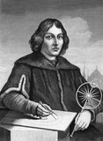 Nicolaus Copernicus (German: Nikolaus Kopernikus; 19 February 1473 – 24 May 1543) was a Renaissance mathematician and astronomer who formulated a model of the universe that placed the Sun rather than the Earth at its center. The publication of this model in his book <i>De revolutionibus orbium coelestium</i> (On the Revolutions of the Celestial Spheres) just before his death in 1543 is considered a major event in the history of science, triggering the Copernican Revolution and making an important contribution to the Scientific Revolution.<br/><br/>  Copernicus was born and died in Royal Prussia, a region that had been a part of the Kingdom of Poland since 1466. He was a polyglot and polymath, obtaining a doctorate in canon law and also practising as a physician, classics scholar, translator, governor, diplomat and economist.