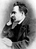 Friedrich Wilhelm Nietzsche (15 October 1844 – 25 August 1900) was a German Latin and Greek scholar, philosopher, cultural critic, poet and composer. He wrote several critical texts on religion, morality, contemporary culture, philosophy and science.<br/><br/>  Nietzsche began his career as a classical philologist—a scholar of Greek and Roman textual criticism—before turning to philosophy. In 1869, at age 24, he became the youngest-ever occupant of the Chair of Classical Philology at the University of Basel. He resigned in 1879 due to health problems that plagued him most of his life. In 1889, at age 44, he suffered a collapse and a complete loss of his mental faculties. He died in 1900 following a stroke.