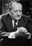 André Malraux DSO (3 November 1901 – 23 November 1976) was a French novelist, art theorist and Minister for Cultural Affairs. Malraux's novel La Condition Humaine (Man's Fate) (1933) won the Prix Goncourt. He was appointed by President Charles de Gaulle as Minister of Information (1945–1946) and subsequently as France's first Minister of Cultural Affairs during de Gaulle's presidency (1959–1969).<br/><br/>  In 1923 Malraux undertook a small expedition into unexplored areas of the Cambodian jungle in search of lost Khmer temples, hoping to recover items that might be sold to art museums. On his return, he was arrested by French colonial authorities for removing a bas-relief from Banteay Srei. Malraux, who believed he had acted within the law as it then stood, contested the charges but was unsuccessful.<br/><br/>  Malraux's experiences in Indochina led him to become highly critical of the French colonial authorities there. In 1925, with Paul Monin, a progressive lawyer, he helped to organize the Young Annam League and founded a newspaper L'Indochine.<br/><br/>  On his return to France, Malraux published The Temptation of the West (1926). This was followed by The Royal Way (1930) which reflected some of his Cambodian experiences. In 1933 Malraux published Man's Fate (La Condition Humaine), a novel about the 1927 failed Communist rebellion in Shanghai. The work was awarded the 1933 Prix Goncourt.