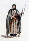 Afghanistan: A Durrani Pashtun villager with his weapons, Captain R M Grindlay, 1809
