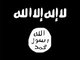 The Islamic State flag is similar to the flags of other extreme Salafi-Jihadi Sunni Muslim movements. It is based on the Black Standard flown by Muhammad in Islamic tradition and on the Black Banner of the Abbasid Caliphate (750-1258).<br/><br/>  In the flag of the Islamic State the <i>shahada</i> or Islamic statement of belief - <i>la ilaha illa-llah, Muhammadun rasulu-llah</i> ('There is no god but God, Muhammad is the messenger of God') - is emblazoned above the seal of the Prophet Muhammad (now kept in the Topkapi Palace, Istanbul), with black Arabic script on a white background reading: <i>Allah rasul Muhammad</i> ('Muhammad,  Messenger of God').