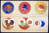 The <i>Tamra Phichai Songkhram</i> is a divination manual for the prediction of wars and conflicts, including the interpretation of the appearances of sun, moon, planets, comets and clouds.