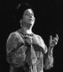 Umm Kulthum, born Fatimah Ibrahim as-Sayyid al-Biltagi, on December 30, and who died February 3, 1975, was an internationally famous Egyptian singer, songwriter, and film actress of the 1920s to the 1970s.<br/><br/>  Four decades after her death in 1975, she is still widely regarded as perhaps the greatest Arabic singer ever.