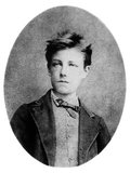 Jean Nicolas Arthur Rimbaud (20 October 1854 – 10 November 1891) was a French poet born in Charleville, Ardennes. He influenced modern literature and arts, inspired various musicians, and prefigured surrealism. He started writing poems at a very young age, while still in primary school, and stopped completely before he turned 21. He was mostly creative in his teens.<br/><br/>  Rimbaud was known to have been a libertine and for being a restless soul. He traveled extensively on three continents before his death from cancer just after his thirty-seventh birthday.