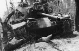The Second Indochina War, known in America as the Vietnam War, was a Cold War era military conflict that occurred in Vietnam, Laos, and Cambodia from 1 November 1955 to the fall of Saigon on 30 April 1975. This war followed the First Indochina War and was fought between North Vietnam, supported by its communist allies, and the government of South Vietnam, supported by the U.S. and other anti-communist nations. The U.S. government viewed involvement in the war as a way to prevent a communist takeover of South Vietnam and part of their wider strategy of containment.<br/><br/>  The North Vietnamese government viewed the war as a colonial war, fought initially against France, backed by the U.S., and later against South Vietnam, which it regarded as a U.S. puppet state. U.S. military advisors arrived beginning in 1950. U.S. involvement escalated in the early 1960s, with U.S. troop levels tripling in 1961 and tripling again in 1962. U.S. combat units were deployed beginning in 1965. Operations spanned borders, with Laos and Cambodia heavily bombed. Involvement peaked in 1968 at the time of the Tet Offensive.<br/><br/>  U.S. military involvement ended on 15 August 1973. The capture of Saigon by the North Vietnamese army in April 1975 marked the end of the US-Vietnam War.