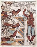 The Poetic Edda is a collection of Old Norse poems primarily preserved in the Icelandic mediaeval manuscript Codex Regius.<br/><br/>  Together with Snorri Sturluson's Prose Edda, the Poetic Edda is the most important extant source on Norse mythology and Germanic heroic legends.