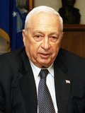 Ariel Sharon (February 26, 1928 – January 11, 2014) was an Israeli politician and general who served as the 11th Prime Minister of Israel until he was incapacitated by a stroke.<br/><br/>  Sharon was a commander in the Israeli Army from its creation in 1948. As a soldier and then an officer, he participated prominently in the 1948 War of Independence. He was an instrumental figure in the creation of Unit 101 and the Reprisal operations, as well as in the 1956 Suez Crisis, the Six-Day War of 1967, the War of Attrition, and the Yom-Kippur War of 1973. As Minister of Defense, he directed the 1982 Lebanon War.<br/><br/>  Upon retirement from the military, Sharon entered politics, joining the Likud, and served in a number of ministerial posts in Likud-led governments from 1977–92 and 1996–99. He became the leader of the Likud in 2000, and served as Israel's prime minister from 2001 to 2006. After suffering a stroke on January 4, 2006, Sharon remained in a permanent vegetative state until his death in January 2014.