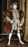 Henry VIII (28 June 1491 – 28 January 1547) was King of England from 21 April 1509 until his death. He was Lord, and later assumed the Kingship, of Ireland, and continued the nominal claim by English monarchs to the Kingdom of France.<br/><br/>  Henry was the second monarch of the Tudor dynasty, succeeding his father, Henry VII.