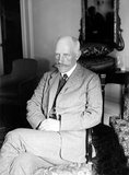 Fridtjof Nansen (10 October 1861 – 13 May 1930) was a Norwegian explorer, scientist, diplomat, humanitarian and Nobel Peace Prize laureate. In his youth a champion skier and ice skater, he led the team that made the first crossing of the Greenland interior in 1888, cross-country skiing on the island, and won international fame after reaching a record northern latitude of 86°14′ during his North Pole expedition of 1893–96.<br/><br/>  In the final decade of his life, Nansen devoted himself primarily to the League of Nations, following his appointment in 1921 as the League's High Commissioner for Refugees. In 1922 he was awarded the Nobel Peace Prize for his work on behalf of the displaced victims of the First World War and related conflicts. Among the initiatives he introduced was the 'Nansen passport' for stateless persons, a certificate recognised by more than 50 countries.