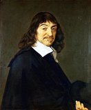 René Descartes ( 31 March 1596 – 11 February 1650) was a French philosopher, mathematician and scientist who spent most of his life in the Dutch Republic.<br/><br/>  He has been dubbed the father of modern philosophy, and much subsequent Western philosophy is a response to his writings, which are studied closely to this day. In particular, his <i>Meditations on First Philosophy</i> continues to be a standard text at most university philosophy departments. Descartes' influence in mathematics is equally apparent; the Cartesian coordinate system — allowing reference to a point in space as a set of numbers, and allowing algebraic equations to be expressed as geometric shapes in a two-dimensional coordinate system (and conversely, shapes to be described as equations) — was named after him.<br/><br/>  He is credited as the father of analytical geometry, the bridge between algebra and geometry, crucial to the discovery of infinitesimal calculus and analysis. Descartes was also one of the key figures in the scientific revolution and has been described as an example of genius.