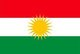 The Flag of Kurdistan, also called Alaya Rengin ('The Colorful Flag') first appeared during the movement for Kurdish independence from the Ottoman Empire.<br/><br/>  Consisting of a tricolor of red, white, and green horizontal bands with a yellow sun disk of 21 rays at its center, it is currently the official flag of the autonomous Kurdistan Region in Iraq, which is under the control of the Kurdistan Regional Government.