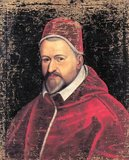 Pope Paul V (Latin: Paulus V; 17 September 1552 – 28 January 1621), born Camillo Borghese, was Pope from 16 May 1605 to his death in 1621.<br/><br/>  Hasekura Rokuemon Tsunenaga was a Japanese samurai and retainer of Date Masamune, the daimyo of Sendai.<br/><br/>  In the years 1613 - 1620, Hasekura headed a diplomatic mission to the Vatican in Rome, traveling through New Spain (arriving in Acapulco and departing from Veracruz) and visiting various ports-of-call in Europe. This historic mission is called the Keicho Embassy, and follows the Tensho embassy of 1582. On the return trip, Hasekura and his companions re-traced their route across Mexico in 1619, sailing from Acapulco for Manila, and then sailing north to Japan in 1620. He is conventionally considered the first Japanese ambassador in the Americas and in Europe.<br/><br/>  Although Hasekura's embassy was cordially received in Europe, it happened at a time when Japan was moving toward the suppression of Christianity. European monarchs such as the King of Spain thus refused the trade agreements Hasekura had been seeking. Hasekura returned to Japan in 1620 and died of illness a year later, his embassy seemingly ending with few results in an increasingly isolationist Japan.
