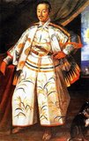 Hasekura Rokuemon Tsunenaga was a Japanese samurai and retainer of Date Masamune, the daimyo of Sendai.<br/><br/>  In the years 1613 - 1620, Hasekura headed a diplomatic mission to the Vatican in Rome, traveling through New Spain (arriving in Acapulco and departing from Veracruz) and visiting various ports-of-call in Europe. This historic mission is called the Keicho Embassy, and follows the Tensho embassy of 1582. On the return trip, Hasekura and his companions re-traced their route across Mexico in 1619, sailing from Acapulco for Manila, and then sailing north to Japan in 1620. He is conventionally considered the first Japanese ambassador in the Americas and in Europe.<br/><br/>  Although Hasekura's embassy was cordially received in Europe, it happened at a time when Japan was moving toward the suppression of Christianity. European monarchs such as the King of Spain thus refused the trade agreements Hasekura had been seeking. Hasekura returned to Japan in 1620 and died of illness a year later, his embassy seemingly ending with few results in an increasingly isolationist Japan.