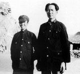 He Zizhen or Ho Tzu-chen (September 1909 – April 19, 1984) was married to Mao from May 1928 to 1939. She was the mother of Mao Anhong, Li Min, and four other children.<br/><br/>  The Jinggang Mountains are known as the birthplace of the Chinese Red Army, predecessor of the People's Liberation Army and the 'cradle of the Chinese revolution'. After the Kuomintang (KMT) turned against the Communist Party during the April 12 Incident, the Communists either went underground or fled to the countryside. Following the unsuccessful Autumn Harvest Uprising in Changsha, Mao Zedong led his 1,000 remaining men here, setting up his first peasant soviet.