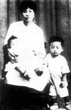 Yang Kaihui (November 6, 1901 – November 14, 1930) was the second wife of Mao Zedong, whom he married in 1920.<br/><br/>  She had three children with Mao Zedong: Mao Anying, Mao Anqing, and Mao Anlong. Her father was Yang Changji, the head of the Hunan First Normal School and one of Mao's favorite teachers.