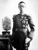 Aisin-Gioro Pu Yi (7 February 1906 – 17 October 1967), of the Manchu Aisin Gioro ruling family, was the last Emperor of China.<br/><br/>  He ruled in two periods between 1908 and 1917, firstly as the Xuantong Emperor from 1908 to 1912, and nominally as a non-ruling puppet emperor for twelve days in 1917. He was the twelfth and final member of the Qing Dynasty to rule over China proper.