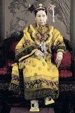 Empress Dowager Cixi (Wade–Giles: Tz'u-Hsi, 29 November 1835 – 15 November 1908) of the Manchu Yehe Nara Clan, was a powerful and charismatic figure who became the de facto ruler of the Manchu Qing Dynasty in China for 47 years from 1861 to her death in 1908.