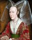 Isabella of Portugal (21 February 1397 – 17 December 1471) was Duchess of Burgundy as the third wife of Duke Philip the Good. Born a Portuguese infanta of the House of Aviz, Isabella was the only surviving daughter of King John I of Portugal and his wife Philippa of Lancaster.<br/><br/>  Her son by Philip was Charles the Bold, the last Valois Duke of Burgundy. Isabella was the regent of the Burgundian Low Countries during the absence of her spouse in 1432 and in 1441–1443. She served as her husband's representative in negotiations with England regarding trade relations in 1439 and those with the rebellious cities of Holland in 1444.