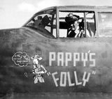 Colonel Paul Irvin 'Pappy' Gunn (October 18, 1899 – October 11, 1957) was a United States naval aviator known mainly for his actions in the Second World War as an officer in the United States Army Air Forces.<br/><br/>  He was known as an expert in dare-devil low-level flying, and recognized for numerous feats of heroism and mechanical ingenuity, especially modifications to the Douglas A-20 Havoc light bomber and B-25 Mitchell medium bomber that turned them into attack aircraft.
