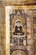 Burma / Myanmar: Buddha fresco at the Khay Min Gha Temple (12th century), Bagan (Pagan) Ancient City