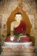 Burma / Myanmar: Buddha, Khay Min Gha Temple (12th century), Bagan (Pagan) Ancient City