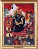 Nader Shah Afshar or Nadir Shah,also known as Nader Qoli Beg or Tahmasp Qoli Khan(November, 1688 or August 6, 1698 – June 19, 1747) ruled as Shah of Persia (1736–47) and was one of the most powerful rulers in Iranian history.