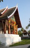 Luang Prabang was formerly the capital of a kingdom of the same name. Until the communist takeover in 1975, it was the royal capital and seat of government of the Kingdom of Laos. The city is nowadays a UNESCO World Heritage Site.
