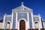 Originally built in 1916, the Holy Rosary Catholic Church was completely renovated in 2013.<br/><br/>  Christianity, introduced to Sri Lanka by the Portuguese, is predominantly of the Roman Catholic variety and most visible along the west coast, especially around Negombo.