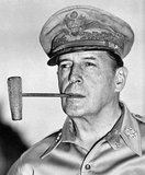 General of the Army Douglas MacArthur (January 26, 1880 – April 5, 1964) was an American general and field marshal of the Philippine Army. He was a Chief of Staff of the United States Army during the 1930s and played a prominent role in the Pacific theater during World War II.<br/><br/>  He received the Medal of Honor for his service in the Philippines Campaign. Arthur MacArthur, Jr., and Douglas MacArthur were the first father and son to each be awarded the medal. He was one of only five men ever to rise to the rank of general of the army in the U.S. Army, and the only man ever to become a field marshal in the Philippine Army.