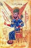 Jinn, also romanized as djinn or anglicized as genies, are supernatural creatures in early Arabian and later Islamic mythology and theology. An individual member of the jinn is known as a jinni, djinni, or genie. They are mentioned frequently in the Quran (the 72nd sura is titled Sūrat al-Jinn) and other Islamic texts and inhabit an unseen world, another universe beyond the known universe.<br/><br/>  The Quran says that the jinn are made of a smokeless and 'scorching fire', but are also physical in nature, being able to interact in a tactile manner with people and objects and likewise be acted upon. The jinn, humans, and angels make up the three known sapient creations of God. Like human beings, the jinn can be good, evil, or neutrally benevolent and hence have free will like humans.