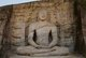 Gal Vihara, a Buddhist rock temple, was constructed in the 12th century by King Parakramabahu I (1123 - 1186).<br/><br/>  Polonnaruwa, the second most ancient of Sri Lanka's kingdoms, was first declared the capital city by King Vijayabahu I, who defeated the Chola invaders in 1070 CE to reunite the country under a national leader.