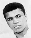 'Muhammad Ali (born Cassius Marcellus Clay Jr., 17 January 1942 - 3 June 2016) was an American boxer who was the Heavyweight Champion of the World three times between 1964 and 1979.<br/><br/>  An early anti Vietnam War activist, Ali refused the draft and memorably commented: 'They never called me nigger, they never lynched me, they didn't put no dogs on me, they didn't rob me of my nationality, rape and kill my mother and father. ... Shoot them for what? How can I shoot them poor people? Just take me to jail'.
