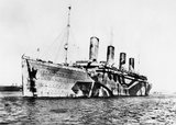 RMS (later HMT) Olympic was a transatlantic ocean liner, the lead ship of the White Star Line's trio of Olympic-class liners. Unlike her younger sister ships, Olympic enjoyed a long and illustrious career, spanning 24 years from 1911 to 1935.<br/><br/>  This included service as a troopship during the First World War, which gained her the nickname 'Old Reliable'. Olympic returned to civilian service after the war and served successfully as an ocean liner throughout the 1920s and into the first half of the 1930s, although increased competition.