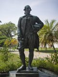 Francis Light served as a Royal Navy midshipman from 1759 to 1763, but went out to seek his fortune in the colonies. From 1765, he worked as a private country trader. For about ten years he had his headquarters in Salang, Thailand, near Phuket, reviving a failed French trading post. While living there he learned to speak and write several languages, including Malay and Siamese. In 1785, he warned the Thais on Phuket Island of an imminent Burmese attack. Light's warning enabled the islanders to prepare for Phuket's defence and subsequently to repel the Burmese invasion. For the British East India Company, he leased the island of Penang from the Sultan of Kedah, where many others had failed, and was supposedly given the Princess of Kedah as a reward (other sources state that the Princess was sent to covet Light's aid on behalf of the Sultan). The multicultural colony of Penang became extraordinarily successful from its inception and Light served as the Superintendent of the colony until his death.<br/><br/>  Light died from malaria on 21 October 1794 and was buried at the Catholic Cemetery on Northam Road (now Jalan Sultan Ahmad Shah) in George Town. A statue which bears his name but has the facial features of his son William stands at Fort Cornwallis in George Town.<br/><br/>  Light had four daughters and two sons with Martina Rozells, who was said to be of Portuguese and Siamese lineage. Martina is occasionally referred to in the literature as the Princess of Kedah, as above. If they were legally married, he did not declare it. However, it was against East India Company rules to marry a Catholic and, as Martina was Catholic, Light may have tried to avoid dismissal by never declaring his marriage. He did leave her his considerable property. Their son, Colonel William Light, was the founder of Adelaide in Australia.