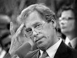 Vaclav Havel (5 October 1936 – 18 December 2011) was a Czech writer, philosopher, dissident, and statesman. From 1989 to 1992, he served as the last president of Czechoslovakia. He then served as the first president of the Czech Republic (1993–2003) after the Czech–Slovak split.<br/><br/>  Within Czech literature, he is known for his plays, essays, and memoirs.