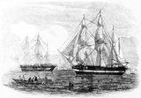 Franklin disappeared on his last expedition, attempting to chart and navigate a section of the Northwest Passage in the Canadian Arctic. The icebound ships were abandoned and the entire crew perished from starvation, hypothermia, tuberculosis, lead poisoning and scurvy.<br/><br/>  In September 2014, the Prime Minister of Canada, Stephen Harper, announced that the wreck of HMS Erebus, one of the two ships from Franklin's final voyage, had been rediscovered.<br/><br/>  On 12 September 2016, it was announced that the Arctic Research Foundation expedition had found the wreck of HMS Terror south of King William Island in Terror Bay and in 'pristine' condition.