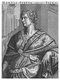 Marcia Furnilla (1st century CE) was born into a noble and distinguished family, claiming descent from Roman King Ancus Marcius. Furnilla was Titus' second and last wife, marrying him in 63 CE. Furnilla was described as a 'very well-connected' woman, and bore Titus a daughter in 64 CE, Julia Flavia. Like Titus' first marriage, his time with Furnilla was short, as Furnilla's family was connected to the opponents of Nero after the failure of the Pisonian conspiracy in 65 CE. Titus divorced her, not wanting to be connected with any of the potential plotters, taking their daughter with him.