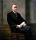 John Calvin Coolidge Jr. (July 4, 1872 – January 5, 1933) was the 30th President of the United States (1923–29). A Republican lawyer from Vermont, Coolidge worked his way up the ladder of Massachusetts state politics, eventually becoming governor of that state.<br/><br/>  He was elected as the 29th vice president in 1920 and succeeded to the presidency upon the sudden death of Warren G. Harding in 1923. Elected in his own right in 1924, he gained a reputation as a small-government conservative.<br/><br/>  Coolidge's retirement was relatively short, as he died at the age of 60 in January 1933, less than two months before his direct successor, Herbert Hoover, left office.