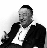 Shmuel Yosef Agnon (July 17, 1888 – February 17, 1970) was a Nobel Prize laureate writer and was one of the central figures of modern Hebrew fiction. In Hebrew, he is known by the acronym Shai Agnon. In English, his works are published under the name S. Y. Agnon.<br/><br/>  Agnon was born in Polish Galicia, then part of the Austro-Hungarian Empire, and later immigrated to Mandatory Palestine, and died in Jerusalem.<br/><br/>  His works deal with the conflict between the traditional Jewish life and language and the modern world. They also attempt to recapture the fading traditions of the European shtetl (village). In a wider context, he also contributed to broadening the characteristic conception of the narrator's role in literature. Agnon shared the Nobel Prize with the poet Nelly Sachs in 1966.