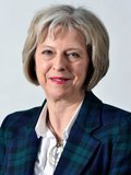 Theresa Mary May, PC, MP (born 1 October 1956) is the Prime Minister of the United Kingdom and Leader of the Conservative Party, in office since July 2016. She has also been the Member of Parliament (MP) for the Maidenhead constituency since 1997.<br/><br/>  May identifies as a one-nation conservative and has been characterised as a liberal conservative and Christian democrat. She is the second female Conservative Party leader and Prime Minister, following Margaret Thatcher.