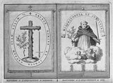 The Tribunal of the Holy Office of the Inquisition (Spanish: <i>Tribunal del Santo Oficio de la Inquisicion</i>), commonly known as the Spanish Inquisition (<i>Inquisicion espanola</i>), was established in 1478 by Catholic Monarchs Ferdinand II of Aragon and Isabella I of Castile.<br/><br/>  The Inquisition was originally intended primarily to ensure the orthodoxy of those who converted from Judaism and Islam. The regulation of the faith of the newly converted was intensified after the royal decrees issued in 1492 and 1502 ordering Jews and Muslims to convert or leave Spain.<br/><br/>  The Inquisition was not definitively abolished until 1834, during the reign of Isabella II, after a period of declining influence in the preceding century.