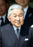 Akihito (born 23 December 1933) is the reigning Emperor of Japan. He is the 125th emperor of his line according to Japan's traditional order of succession. Akihito succeeded his father Showa and acceded to the Chrysanthemum Throne on 7 January 1989.