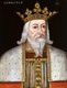 Edward III (13 November 1312 – 21 June 1377) was King of England from 25 January 1327 until his death; he is noted for his military success and for restoring royal authority after the disastrous and unorthodox reign of his father, Edward II. Edward III transformed the Kingdom of England into one of the most formidable military powers in Europe.<br/><br/>  His long reign of fifty years was the second longest in medieval England and saw vital developments in legislation and government—in particular the evolution of the English parliament—as well as the ravages of the Black Death.