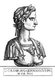 Born Gaius Julius Caesar Germanicus, Caligula was the nephew and adopted son of Emperor Tiberius, making him part of the Julio-Claudian dynasty. He earned the nickname 'Caligula' (little solder's boot) while accompanying his father, Germanicus, during his campaigns in Germania.<br/><br/>  His mother, Agrippina the Elder, became entangled in a deadly feud with Emperor Tiberius that resulted in the destruction of her family and leaving Caligula the sole male survivor. After Tiberius' death in 37 CE, Caligula succeeded his grand uncle as emperor. Surviving sources of his reign are few and far between, but he is often described as initially being a noble and moderate ruler before descending into tyranny, cruelty, sadism, extravagance and sexual perversity.<br/><br/>  Caligula was eventually assassinated in 41 CE by a conspiracy of courtiers, senators and officers within his own Praetorian Guard, who murdered him and his family. Attempts by some of the conspirators to re-establish the Roman Republic were thwarted when the Praetorian Guard immediately decalared Caligula's uncle, Claudius, the new emperor.